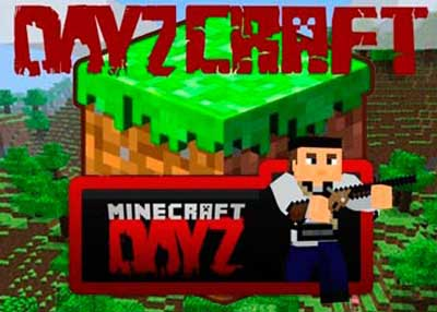 Minecraft-PE-Day-Z-logo