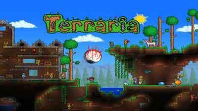 Скачать Terraria 0.2.7122 возьми андроид водка версия